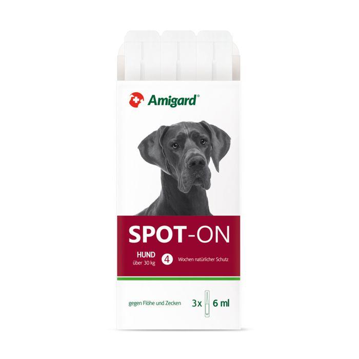 天然驅蚤滴劑 超大型犬>30KG(3 IN 1)