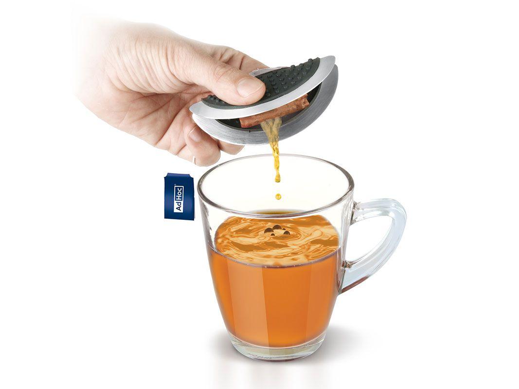 AdHoc 夾茶包杯蓋