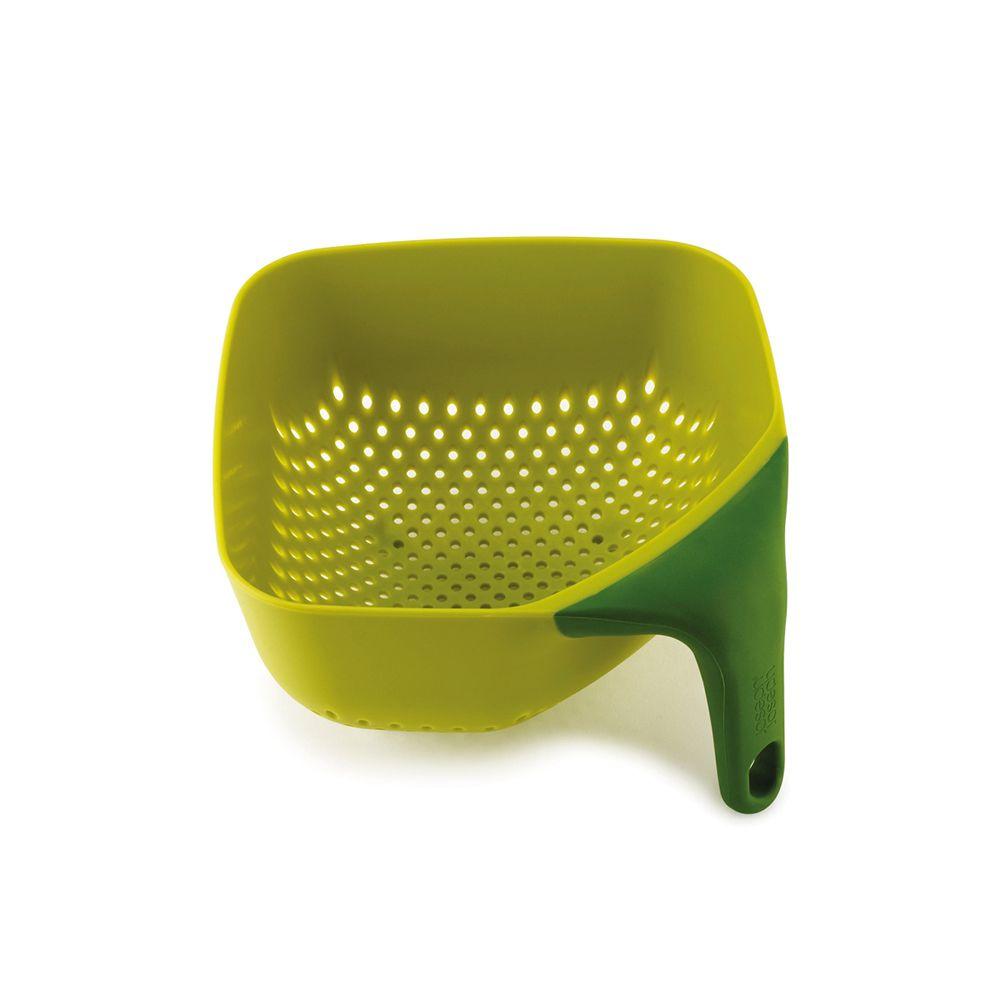 好好握方形濾籃(Green)-Top