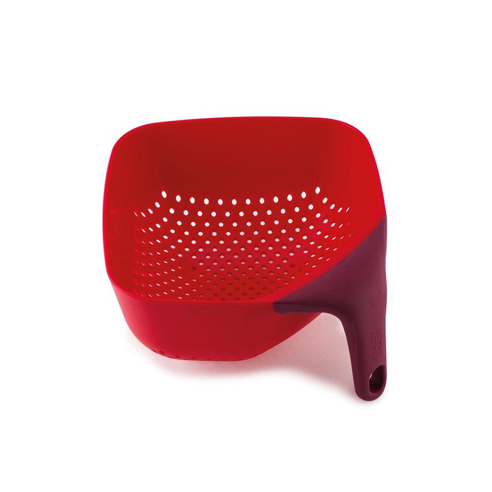 好好握方形濾籃(Red)-Top