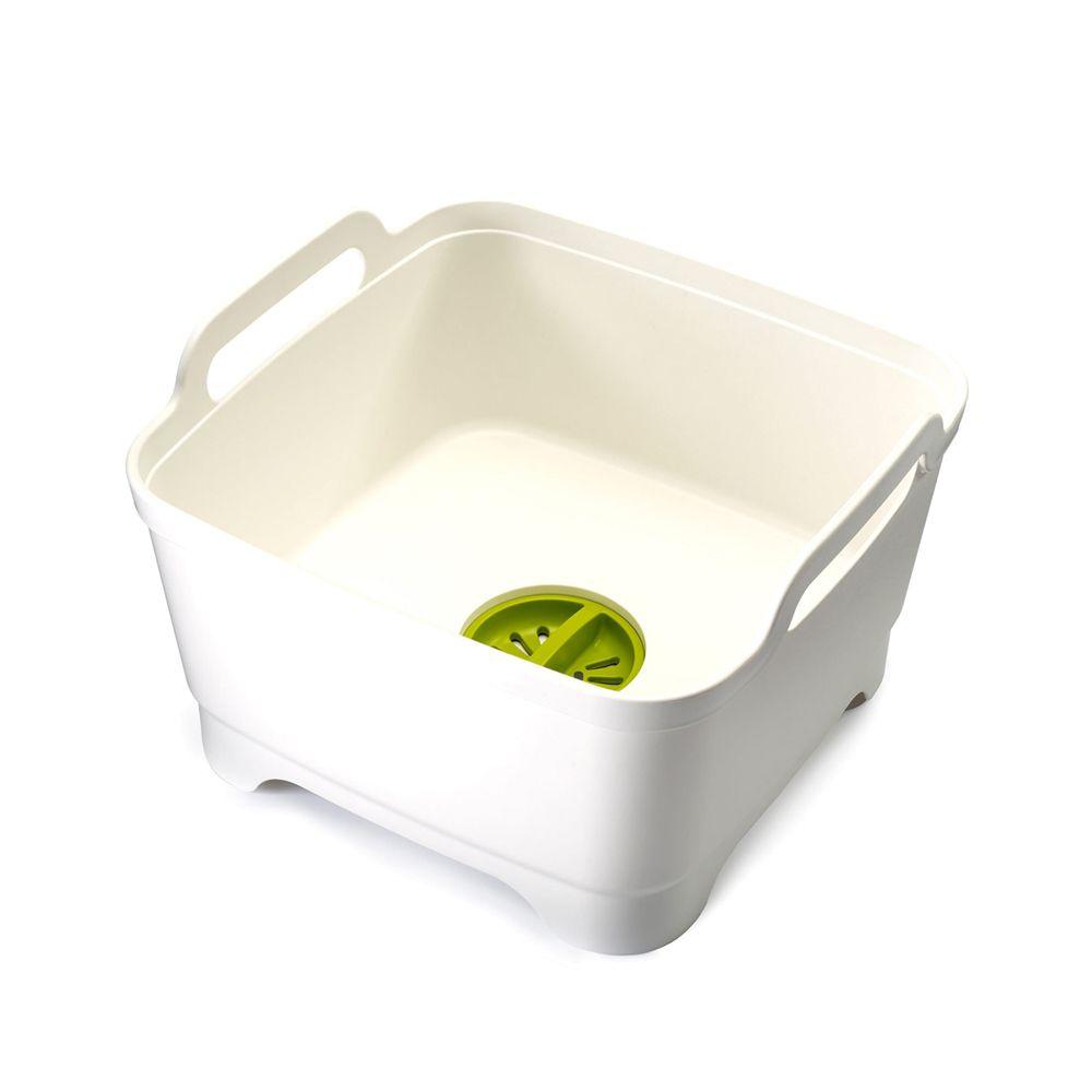 好輕鬆省水洗碗槽(White)-Top