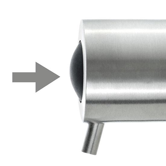 AdHoc 流量控制透明油醋罐