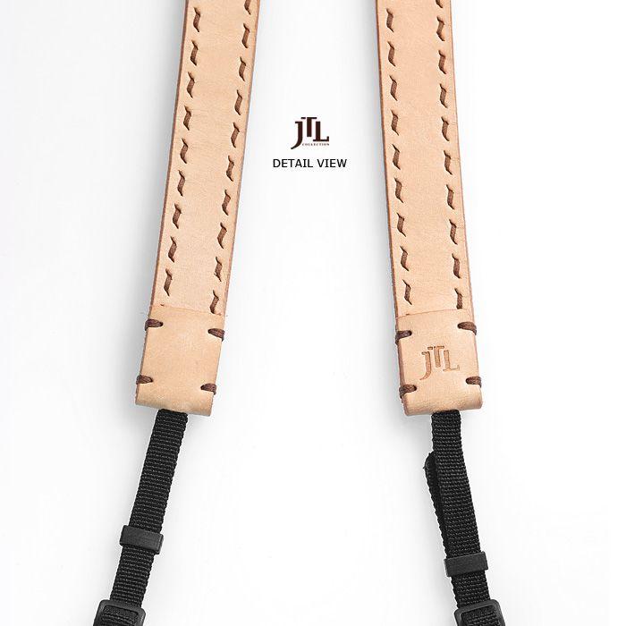 JTL 古著皮革相機背帶 (五色)