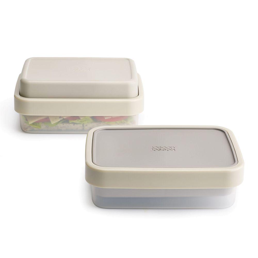 翻轉午餐盒(Gray)-Top