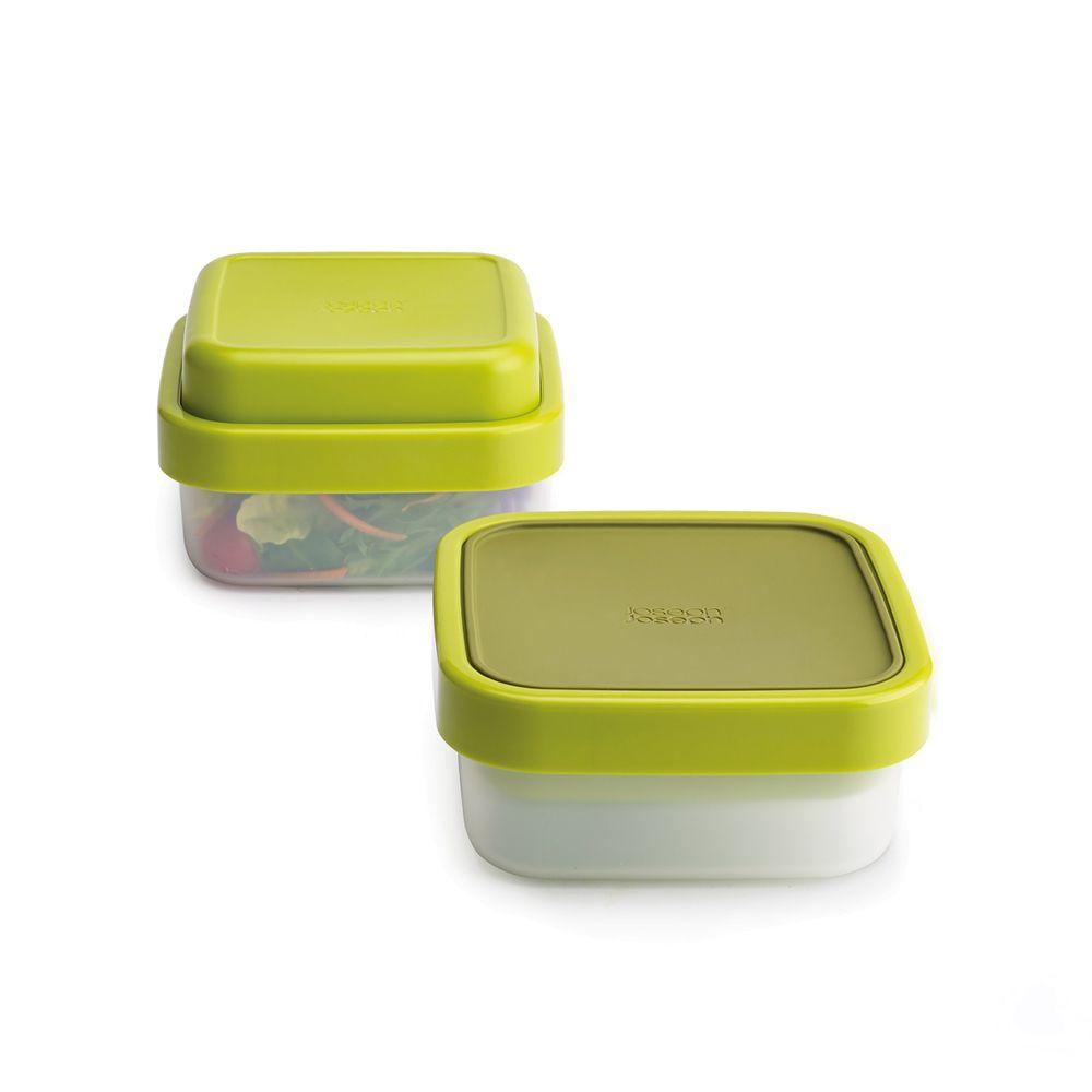 翻轉沙拉盒(Green)-Top