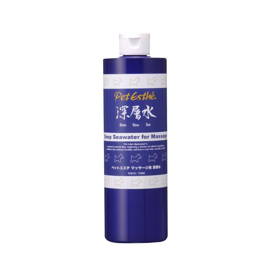 芳香療法(按摩用深層水)400ml
