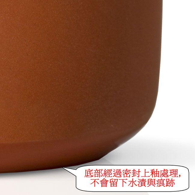 AdHoc 赤陶保冷冰桶 (黑)