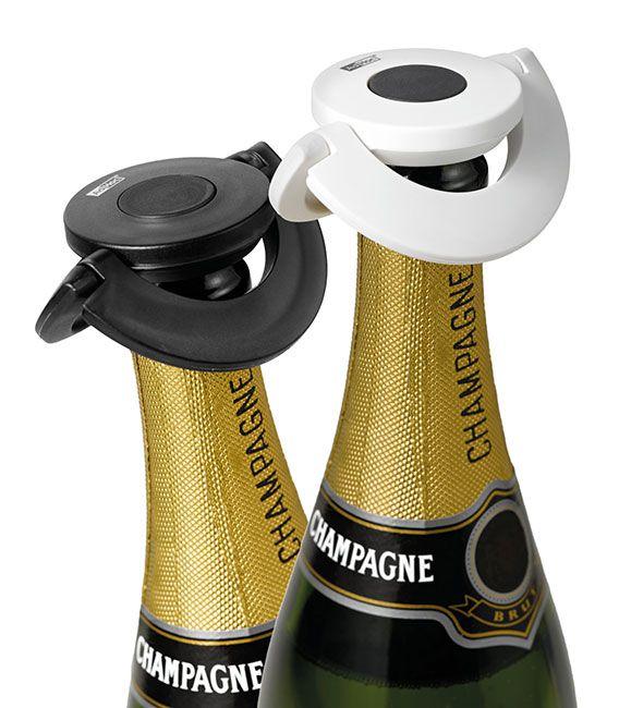 AdHoc 香檳酒瓶塞 (黑)