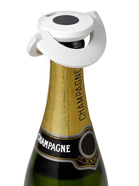 AdHoc 香檳酒瓶塞 (白)