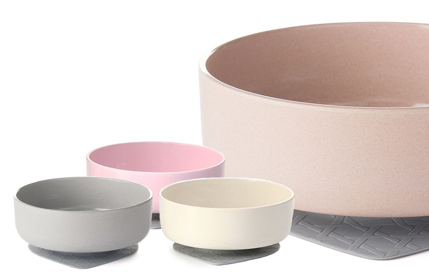 美國 BONNSU miniware 天然寶貝碗 天然竹纖維點心碗
