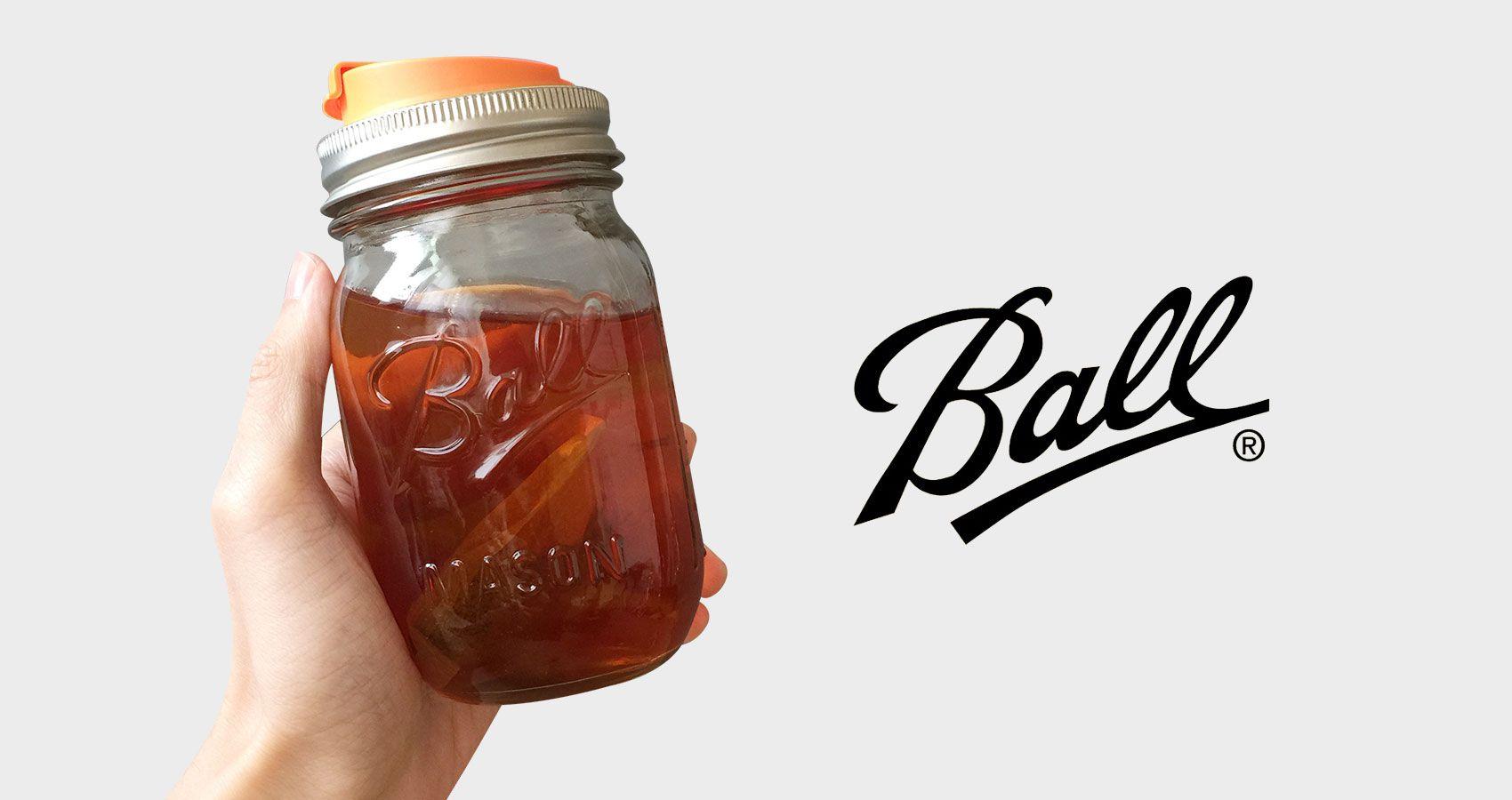Ball 梅森罐