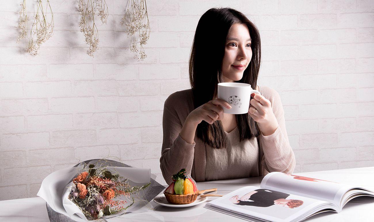 FMT 我的菜 美感家居【單身幸福】午茶杯盤組