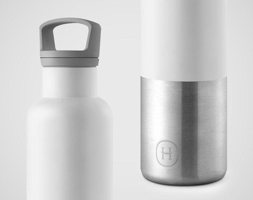 美國 HYDY 時尚不鏽鋼保溫水瓶 特色