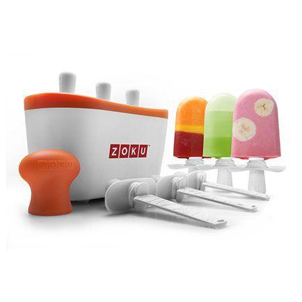 美國 ZOKU 快速製冰棒機 3支裝