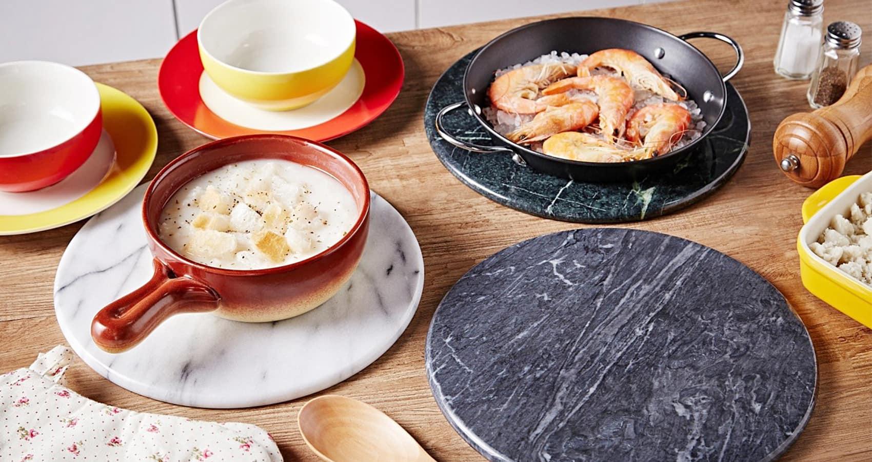 JEmarble 大理石廚房居家用品