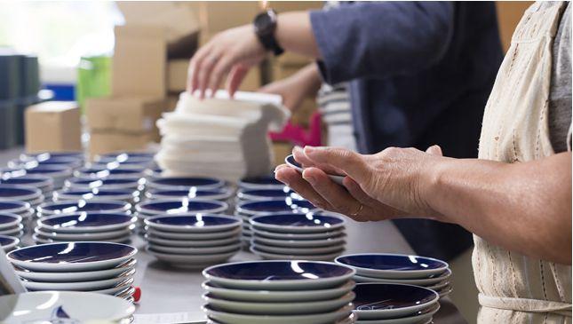 日本 KIHARA 有田燒 瓷器