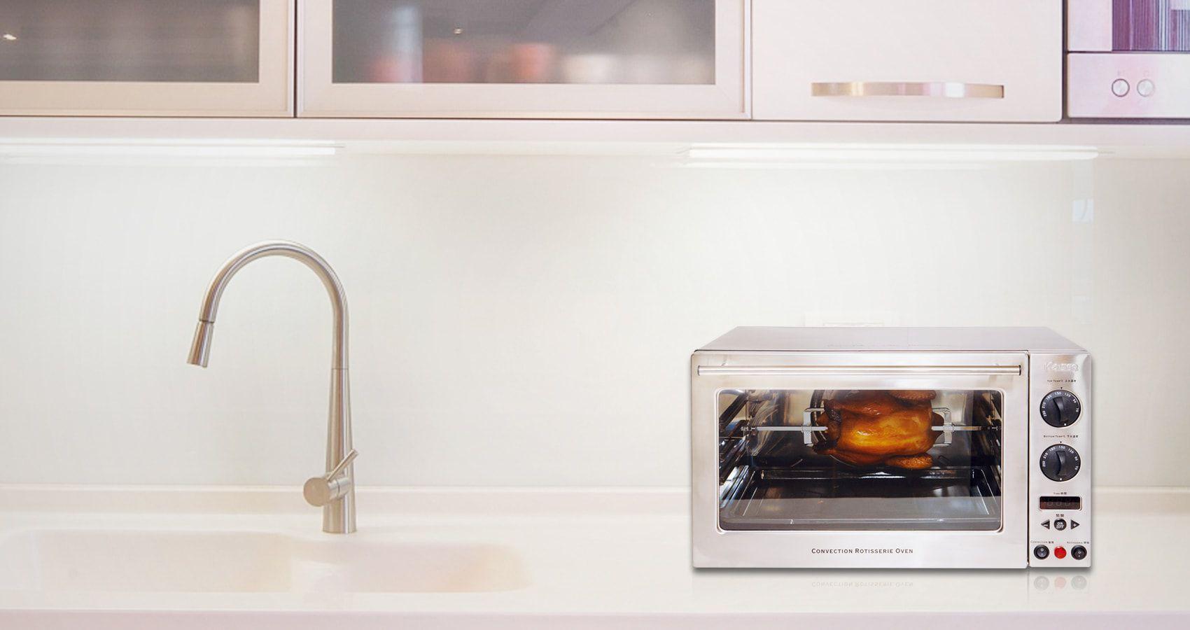 Kaiser 威寶 全功能不鏽鋼烤箱