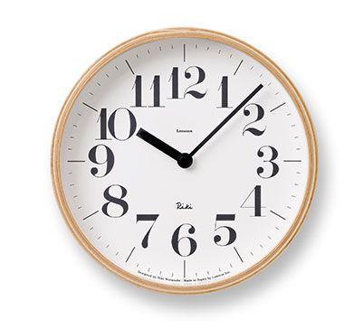 日本 Lemnos 設計時鐘