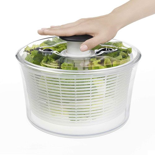 OXO_按壓式蔬菜脫水器