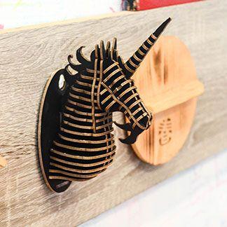TENONART 坦諾藝術 紙卡榫掛飾、擺飾