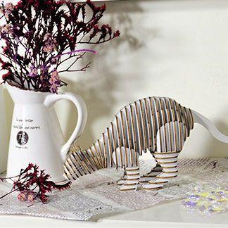 TENONART 坦諾藝術|紙卡榫掛飾、擺飾