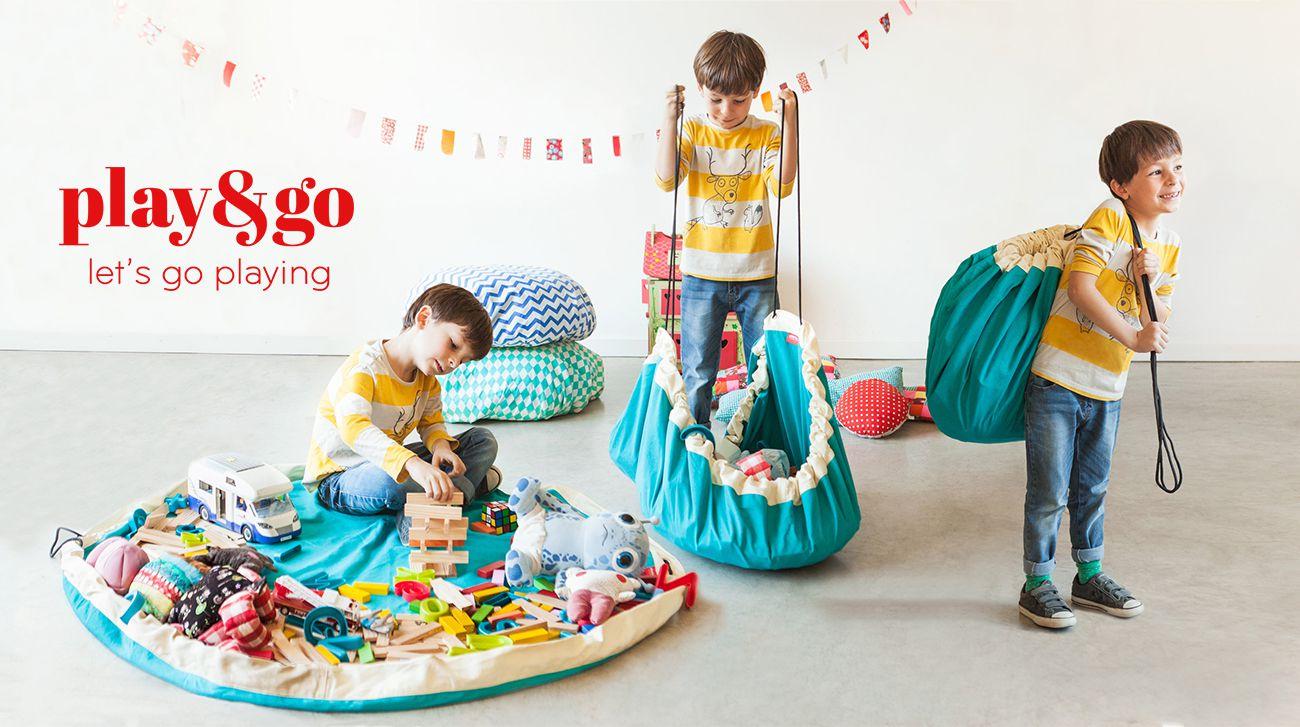 比利時 play&go 玩具收納袋