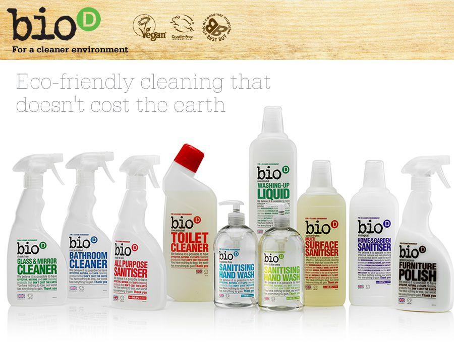 Bio-D居家環保清潔