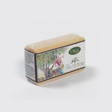 OLIVOS 奧莉芙的橄欖 經典萬用橄欖皂 150g