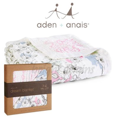 Aden+Anais 竹纖維四層厚毯