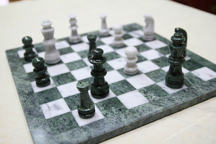 JEmarble 天然大理石西洋棋