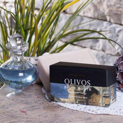 OLIVOS奧莉芙的橄欖-異國旅人-浪漫香料之路250g