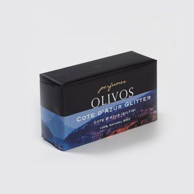 OLIVOS 奧莉芙的橄欖 蔚藍海岸微風橄欖皂 250g