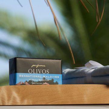 OLIVOS奧莉芙的橄欖-異國旅人-馬爾地夫海洋250g