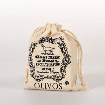 OLIVOS奧莉芙的橄欖-羊奶橄欖皂(袋)