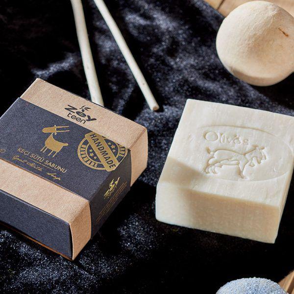 OLIVOS奧莉芙的橄欖-羊奶橄欖皂