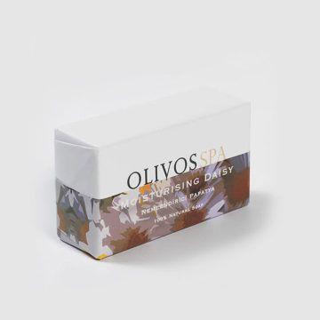 OLIVOS 奧莉芙的橄欖 亮白緊緻雛菊橄欖皂 250g