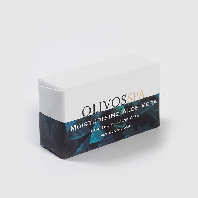 OLIVOS 奧莉芙的橄欖 保溼蘆薈橄欖皂 250g