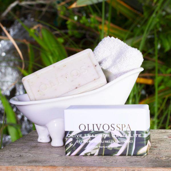OLIVOS奧莉芙的橄欖-SPA紓壓-再生橄欖葉250g-情境OLIVOS奧莉芙的橄欖-SPA紓壓-再生橄欖葉250g-情境