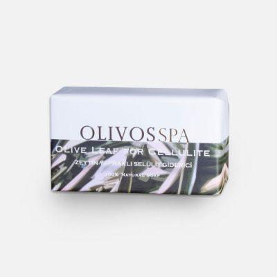 OLIVOS 奧莉芙的橄欖 再生橄欖葉橄欖皂 250g