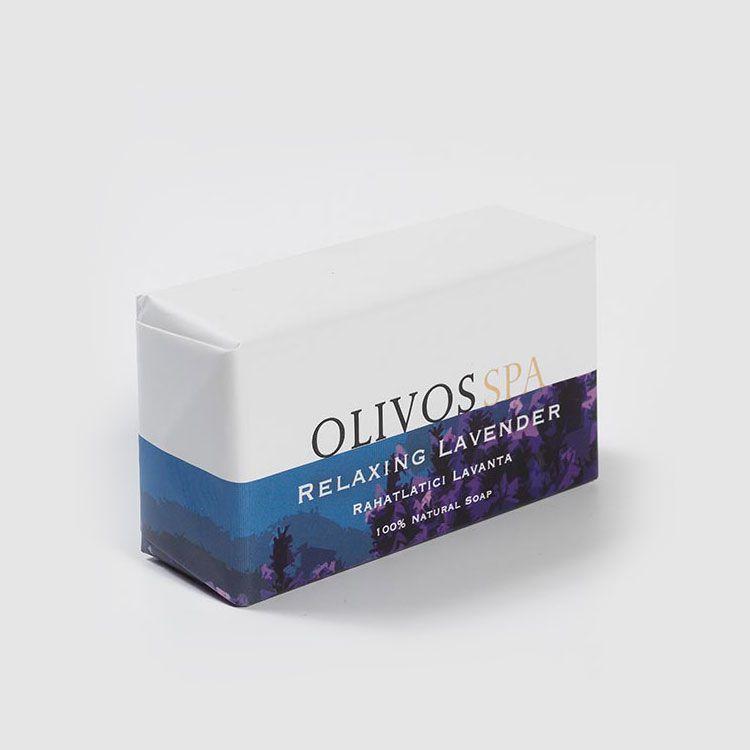 OLIVOS 奧莉芙的橄欖 舒壓薰衣草橄欖皂 250g