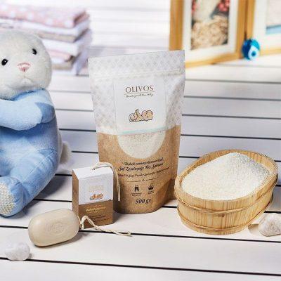 OLIVOS-奧莉芙的橄欖-寶寶衣物洗潔橄欖皂粉
