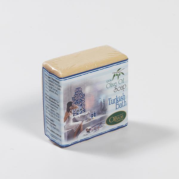 OLIVOS 奧莉芙的橄欖 傳統土耳其浴橄欖皂
