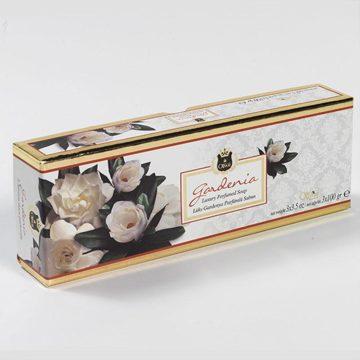 OLIVOS 奧莉芙的橄欖 梔子花潔膚橄欖皂禮盒