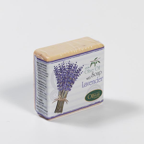 OLIVOS 奧莉芙的橄欖 舒壓薰衣草橄欖皂