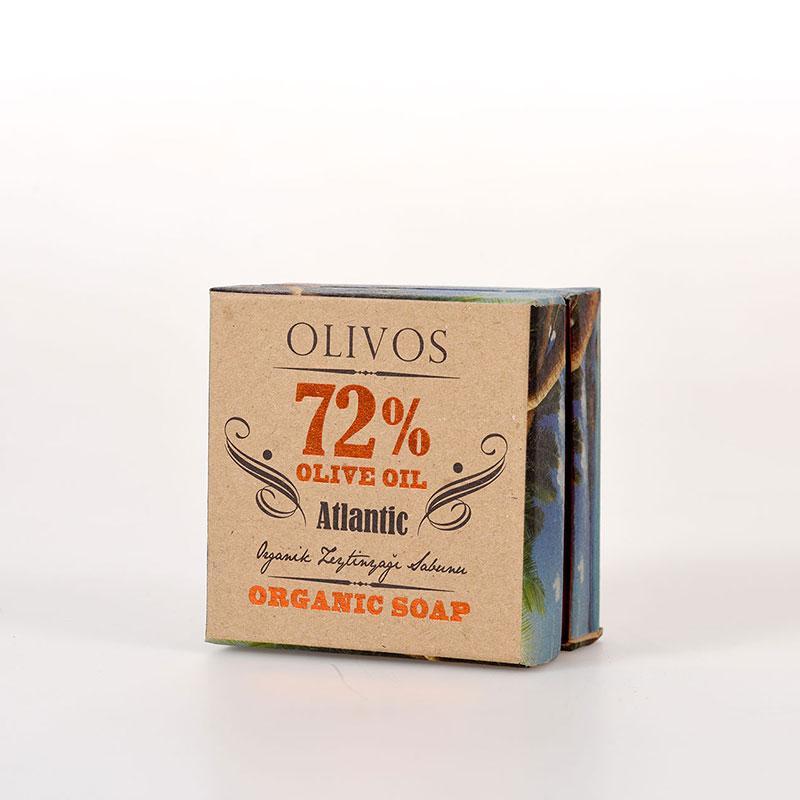 OLIVOS 奧莉芙的橄欖 探索大西洋橄欖皂