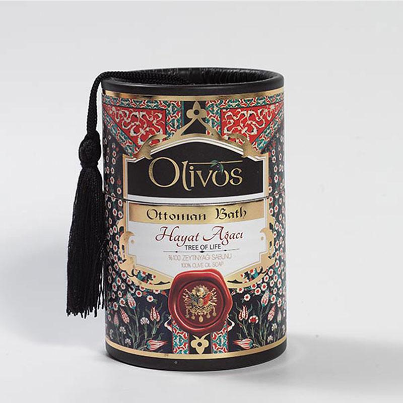 OLIVOS 奧莉芙的橄欖 生命之樹橄欖皂