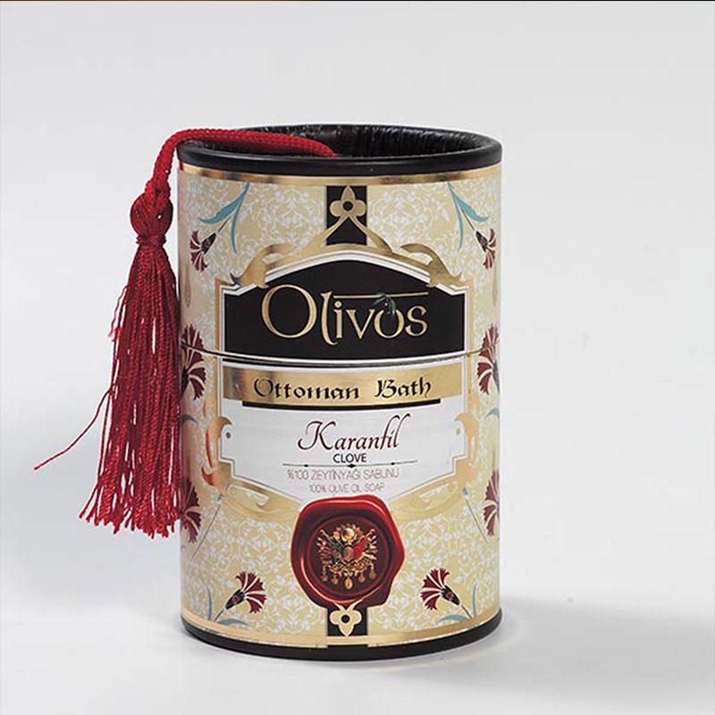 OLIVOS 奧莉芙的橄欖 幸福初戀橄欖皂