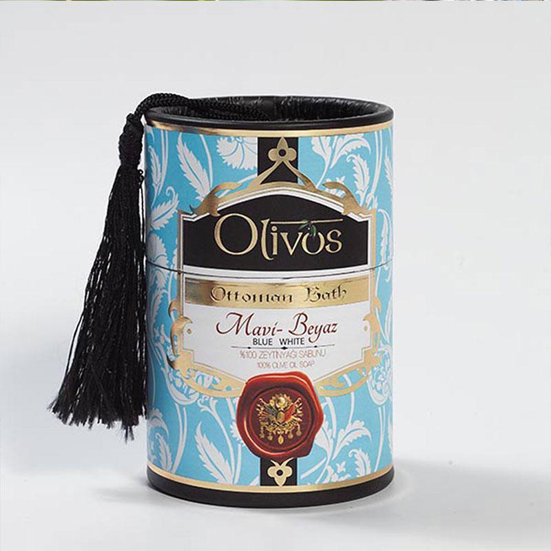 OLIVOS 奧莉芙的橄欖 青花瓷橄欖皂