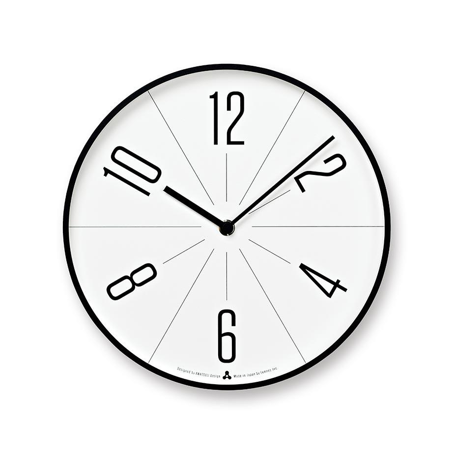 Lemnos - GUGU時鐘 (黑框)