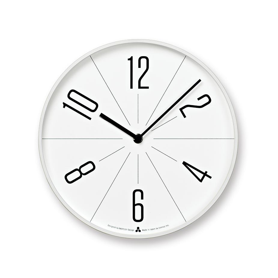 Lemnos - GUGU時鐘 (白框)